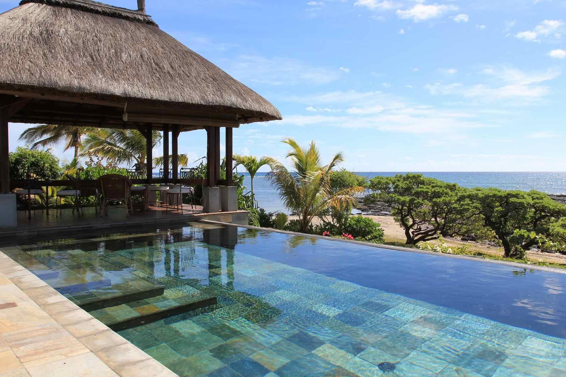 Mauricio destino para vacaciones de lujo hechas a medida.