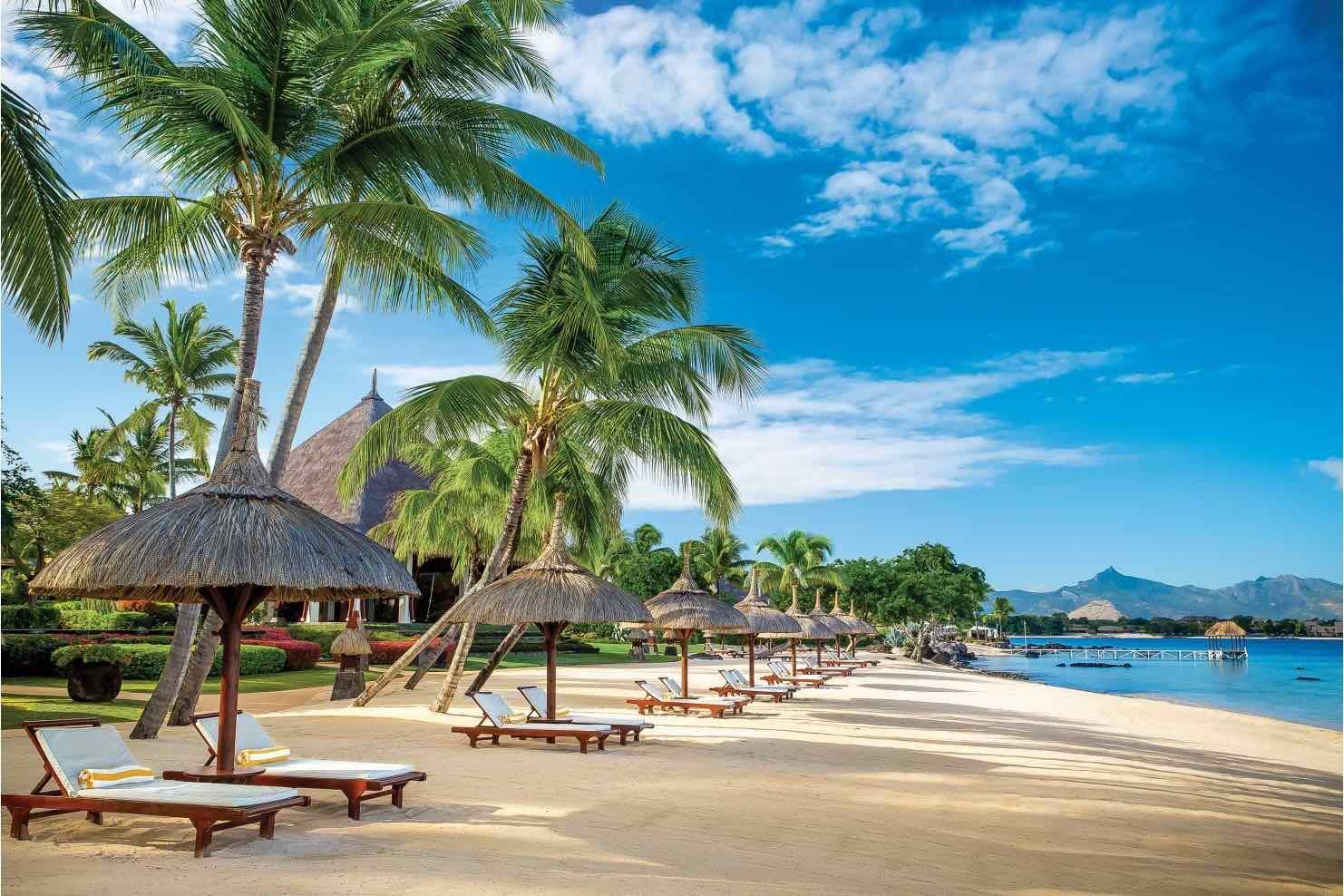 Mauricio es un destino para quienes buscan unas vacaciones de lujo.